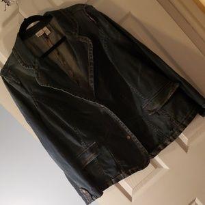 Jean Jacket  Tailored